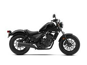2018 Honda Rebel 300 for sale 200628760